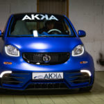 Smart Bertone AKKA Making of